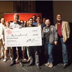 Anil's Archive Social pitch wins a  $100K off Steve Case!