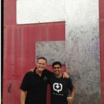 Archive Social Founder, Anil Chawla, shares a few pints with David