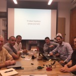 Bootstrap Advisors and CFC at FokusLabs board meeting