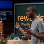 Jon Hayes, Founder of RewardStock, on Shark Tank