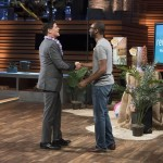 Jon strikes a deal with Mark Cuban on Shark Tank