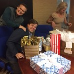 Ryan, EmployUS founder, is thrown an engagement surprise party