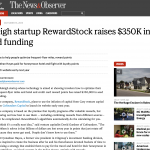 N&O RewardStock raises a $350K seed round from Cofounders Capital