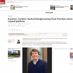 TBJ: Kaestner, Gardner-backed Raleigh startup Pack Purchase closes on $1M to expand platform