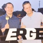 Jim Zidar from Stealz takes home the monthly Verge Pitch Fork award