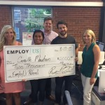 First EmployUS referral check paid out!