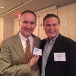 David presents in DC with David Gardner of the Motley Fool