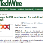 WRAL: Myxx bags $400K seed round for solution to recipes