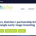 Hatcher+ partnership provides more funding for prototypes