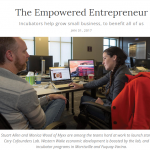 Cary Magazine: The Empowered Entrepreneur
