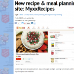 WRAL: New Recipe & Meal Planning site