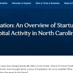 EDPNC: CFC one of active VC's in NC