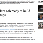 N&O: Cary Cofounders Lab ready to build software startups