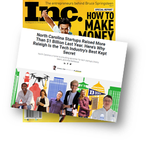 Cofounders Capital featured in Inc. Magazine