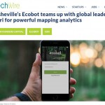 Ecobot - TechWire: Asheville's Ecobot teams up with global leader Esri for powerful mapping analytics (3/29/2019)